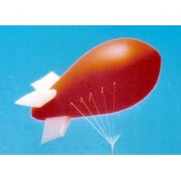 30 Ft Helium Nylon Blimps Blank