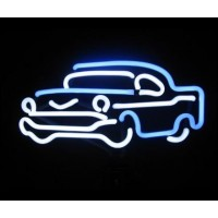 57 Chevy Neon Sign