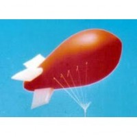 17 Ft Helium PVC Blimps Blank