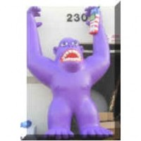 16 Ft Gorilla With Holding Cellular Phone