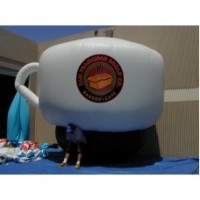 15 Ft Coffee Cup