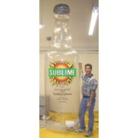 12 Ft Clear Bottle