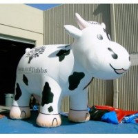 10 Ft Cow