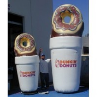 15 Ft Dunkin Donuts