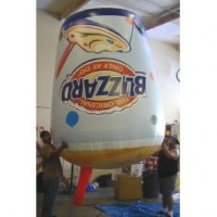 11 Ft Blizzard Cup
