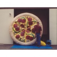 10 Ft Pizza