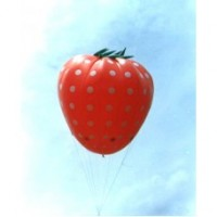 10 Ft Flying Strawberry
