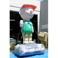 10 Ft Snoopy