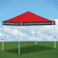Economy 10 Ft X 15 Ft Promo-Tent         ****CLICK for more INFO***
