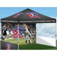 Gold 12.5 Ft X 12.5 Ft Promo-Tent         ****CLICK for more INFO***