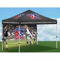 Silver 12.5 Ft X 12.5 Ft Promo-Tent         ****CLICK for more INFO***