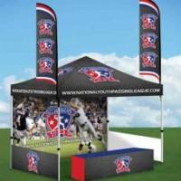 Deluxe 5 Ft X 5 Ft Promo-Tent         ****CLICK for more INFO***