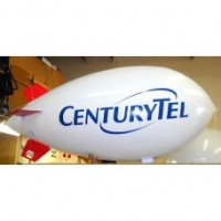 11 Ft RC Blimp 1 Color with Your Logo