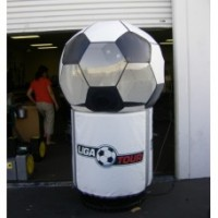 10 Ft Soccer Ball