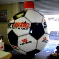 8 Ft Soccer Ball