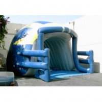 15 Ft Helmet Blue